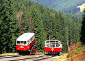 Fahrt mit der Oberweißbacher Bergbahn