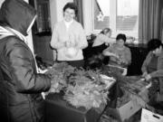 Landfrauen Weihnachtsmarkt Langenleiten