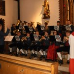 Gottesdienst Feuerbergmusikanten