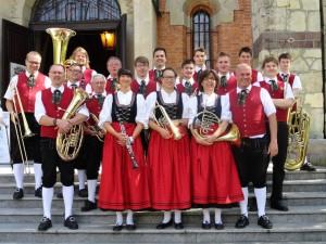 Feuerbergmusikanten in Krakau